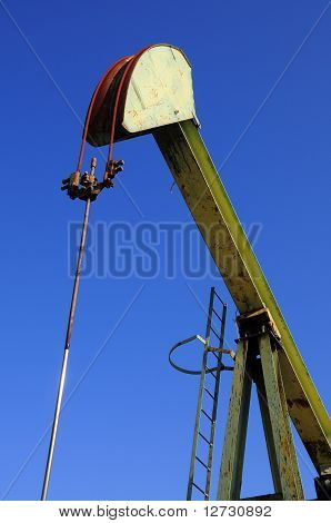 Oil Well Pumpjack