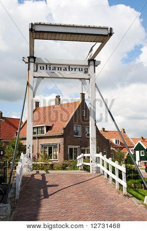 Marken Bridge - Holland