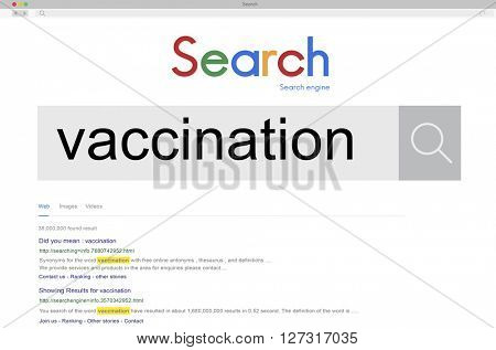 Vaccination Infection Medical Prevention Sickness Concept