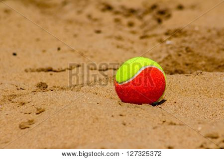 Bola do beach tennis, tudo por ela, Beach tennis play