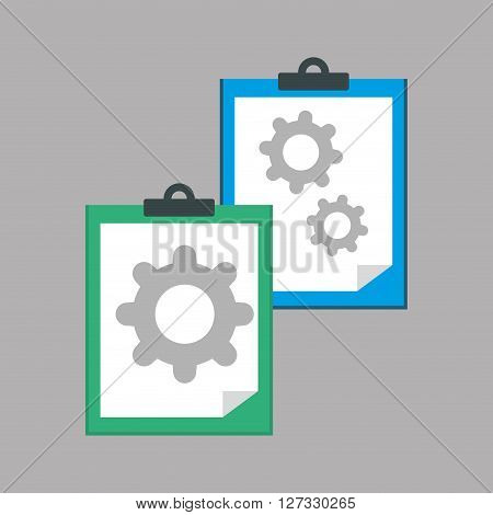 Profit concept with icon design, vector illustration 10 eps graphic.