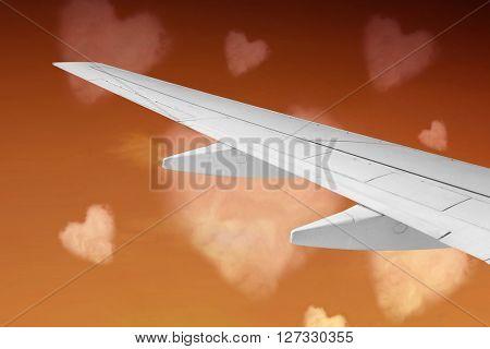 On a Romantic trip