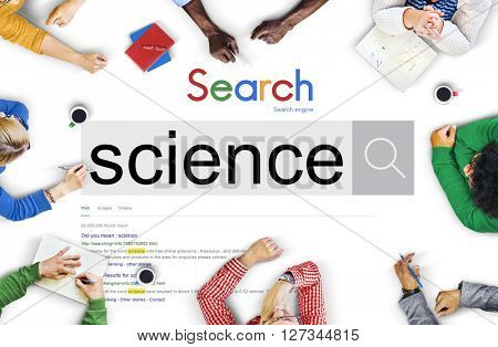 Science Research Education Experiment Innovation Concept