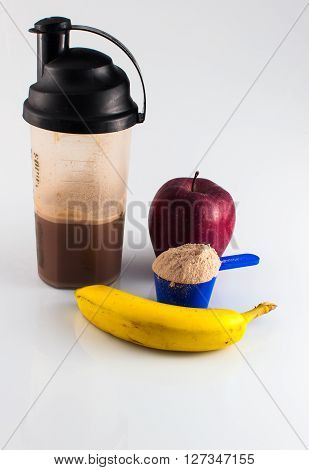 Post Workout Meal With Whey