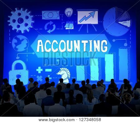 Accounting Business Finance Economy Financial Concept