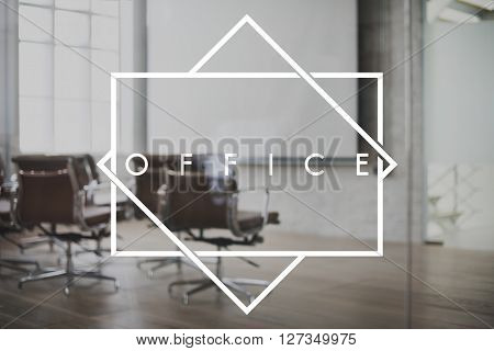 Office Headquarters Building Workplace Workspace Concept