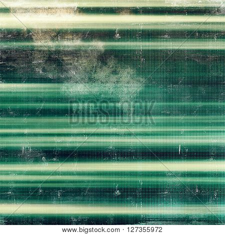 Grunge texture, decorative vintage background. With different color patterns: green; blue; gray; cyan; black; white