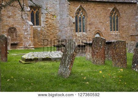 Puttenham St John the Baptist church in England UK