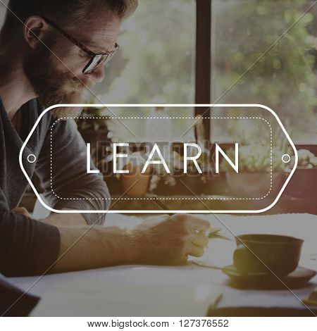 Learn Study School Student Lesson Concept