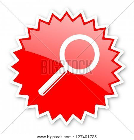 search red tag, sticker, label, star, stamp, banner, advertising, badge, emblem, web icon