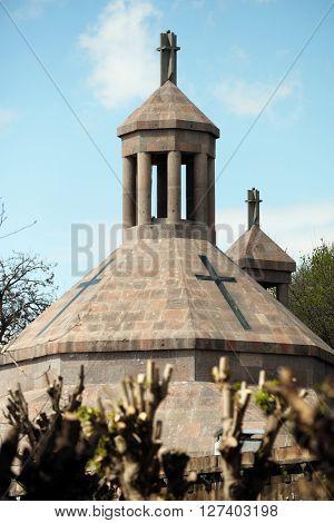 Etchmiadzin monastery in Armenia