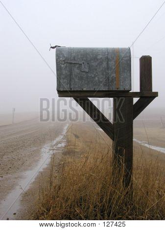 Buzón rural