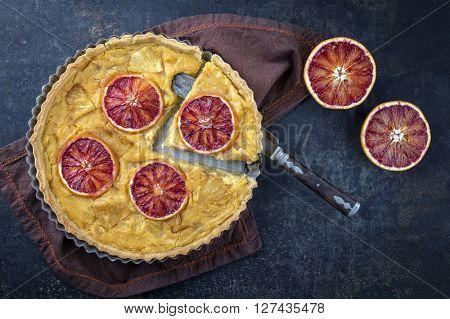 Tart au Citron