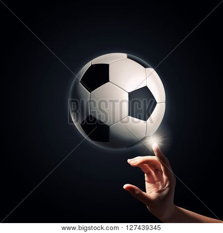 Football game concept