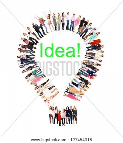 Achievement Idea Business Picture
