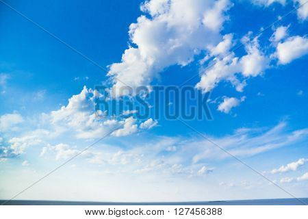 Beauty Scene Skies