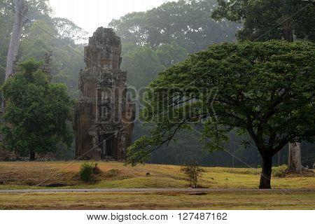 Asia Cambodia Angkor Preah Khan