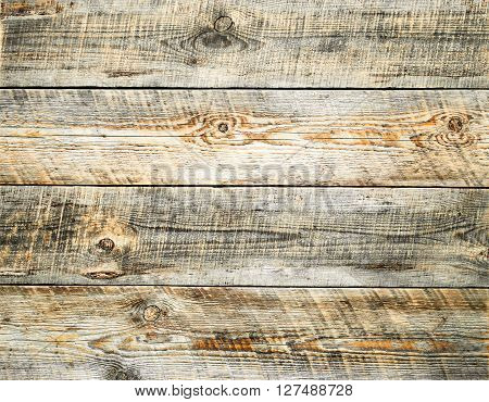 brown wooden background or color planks with rough texture