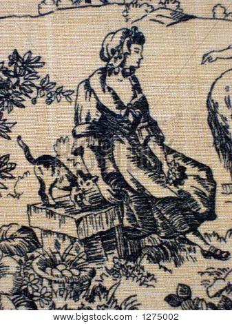 Victorian Fabric
