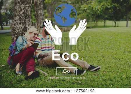 Eco Ecology Conservation Environmental Nature Concept
