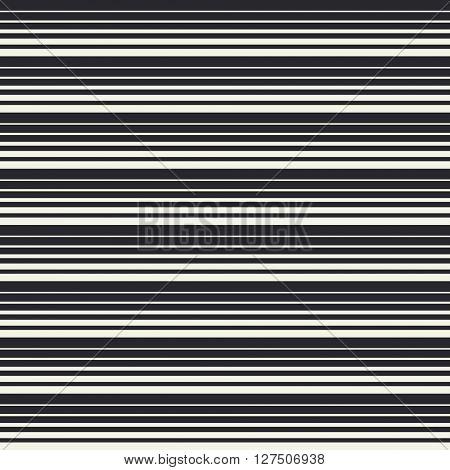 Gradient lines seamless pattern