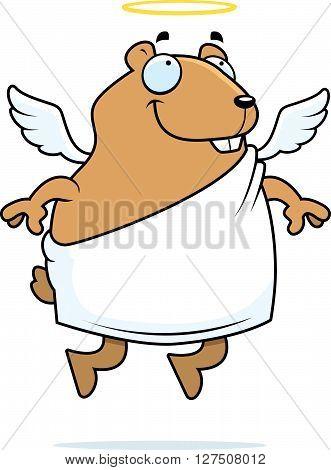 Hamster Angel