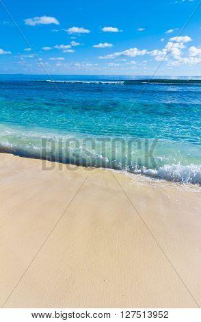 Waters Storm Beach