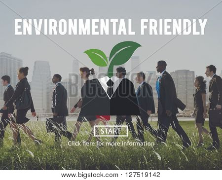 Environmental Friendly Business Suit Concept