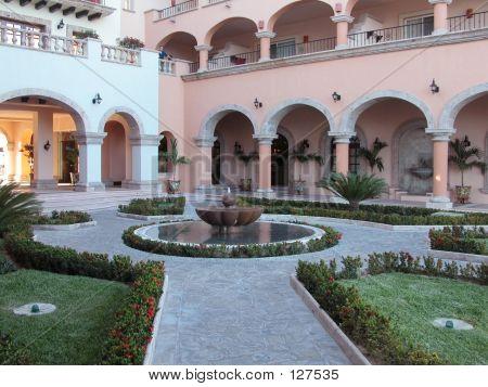 Stone Courtyard