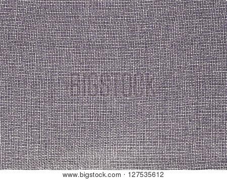 Textile Background - Gray Transparent Silk Fabric