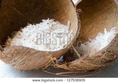 Freshly Grated Coconut