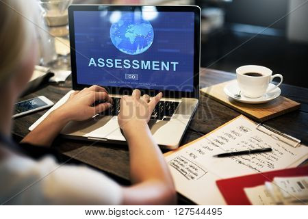 Assessment Audit Check Inspection Concept
