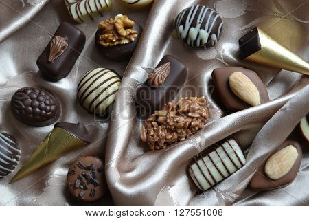 delicious chocolate candy for my dear sweetheart