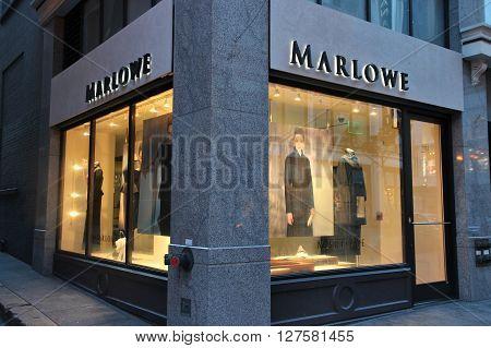 Fashion In San Francisco
