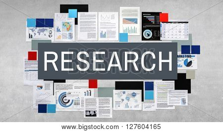 Research Question Report Discovery Result Concept
