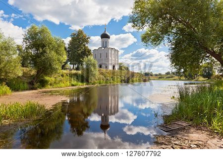 Russian Famous Church