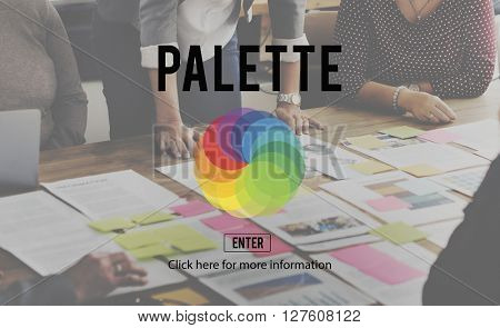 CMYK RGB Color Colorscheme Creativity Concept