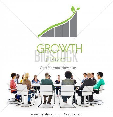 Growth Change Improvement Development Vision Concept