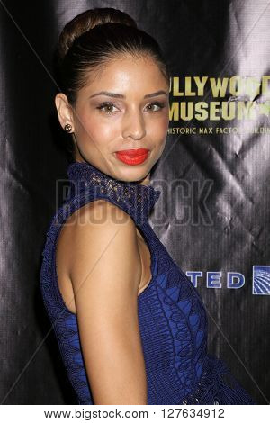 LOS ANGELES - APR 27:  Brytni Sarpy at the 2016 Daytime EMMY Awards Nominees Reception at the Hollywood Museum on April 27, 2016 in Los Angeles, CA