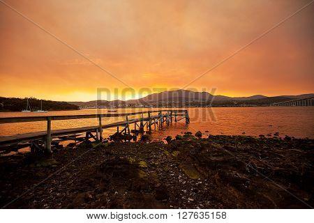 River Derwent Hobart