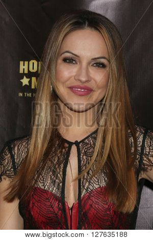 LOS ANGELES - APR 27:  Chrishell Stause at the 2016 Daytime EMMY Awards Nominees Reception at the Hollywood Museum on April 27, 2016 in Los Angeles, CA
