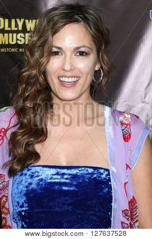 LOS ANGELES - APR 27:  Terri Ivens at the 2016 Daytime EMMY Awards Nominees Reception at the Hollywood Museum on April 27, 2016 in Los Angeles, CA