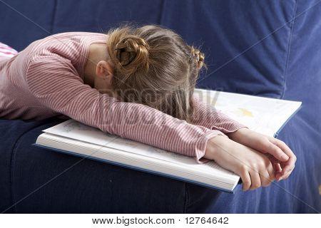 Tiredness And Despair