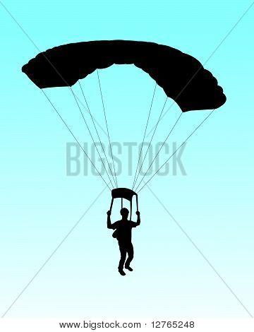 vector skydiving