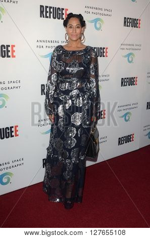 LOS ANGELES - APR 21:  Tracee Ellis Ross at the Annenberg Space for Photography presents REFUGEE at the Annenberg Space for Photography on April 21, 2016 in Century City, CA