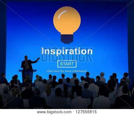 Inspiration Innovate Imagination Motivation Concept
