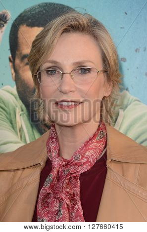 LOS ANGELES - APR 21:  Jane Lynch at the Keanu Los Angeles Premiere at the ArcLight Hollywood Theaters on April 21, 2016 in Los Angeles, CA
