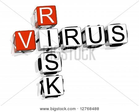 Virus Risk Crossword