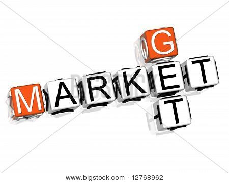 Get Market Crossword