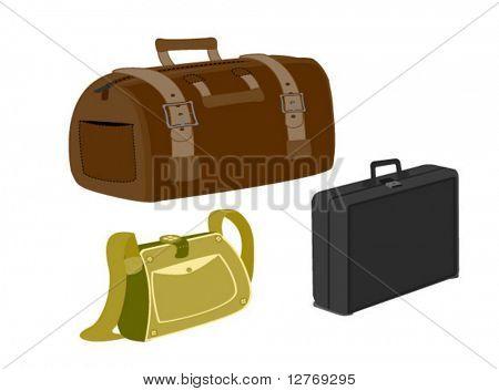 Bags - Vector